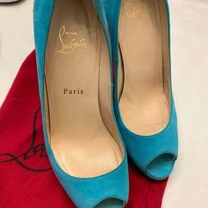 Christian Louboutin heels size 39